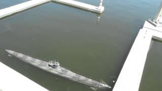Massy 2015 RC  :  Le sous-marin U-boot (U-boat) U96 de Marc
