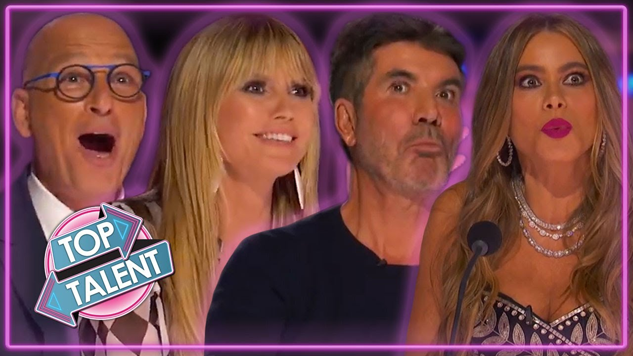 TOP 5 Auditions From WEEK 1 Of America's Got Talent 2021! | Top Talent
