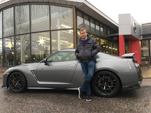 Markku Al n Nissan GT R Osa 1 Teknavi 2017