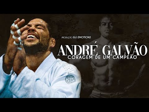 🥇 André Galvão - Coragem de um Campeão ● JIU-JITSU HIGHLIGHT