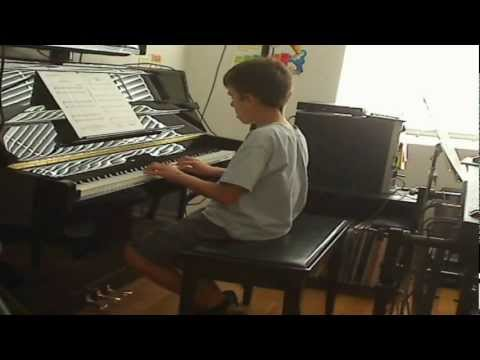 Multimedia Piano Studio 2011 Online Recital