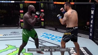 Лучшие моменты турнира UFC Вегас 28