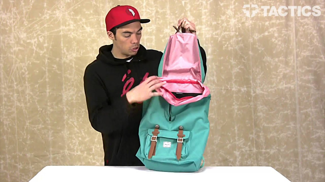 7e5a01672 Herschel Supply Little America Backpack Review - YouTube