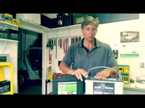 deep cycle battery agm vs standard which battery is better?