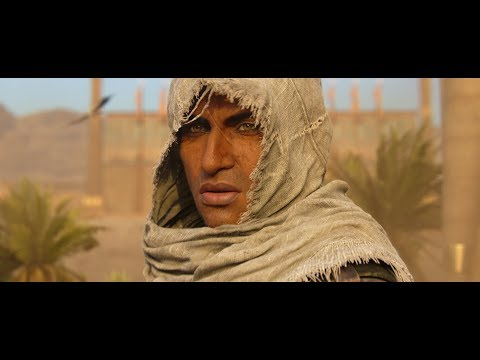 Assassin's Creed Origins Cinematic Trailer