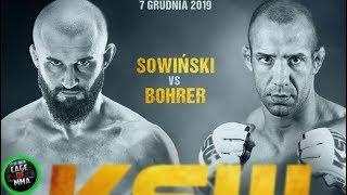 KSW 52 - Artur Sowiński vs Vinicius Bohrer