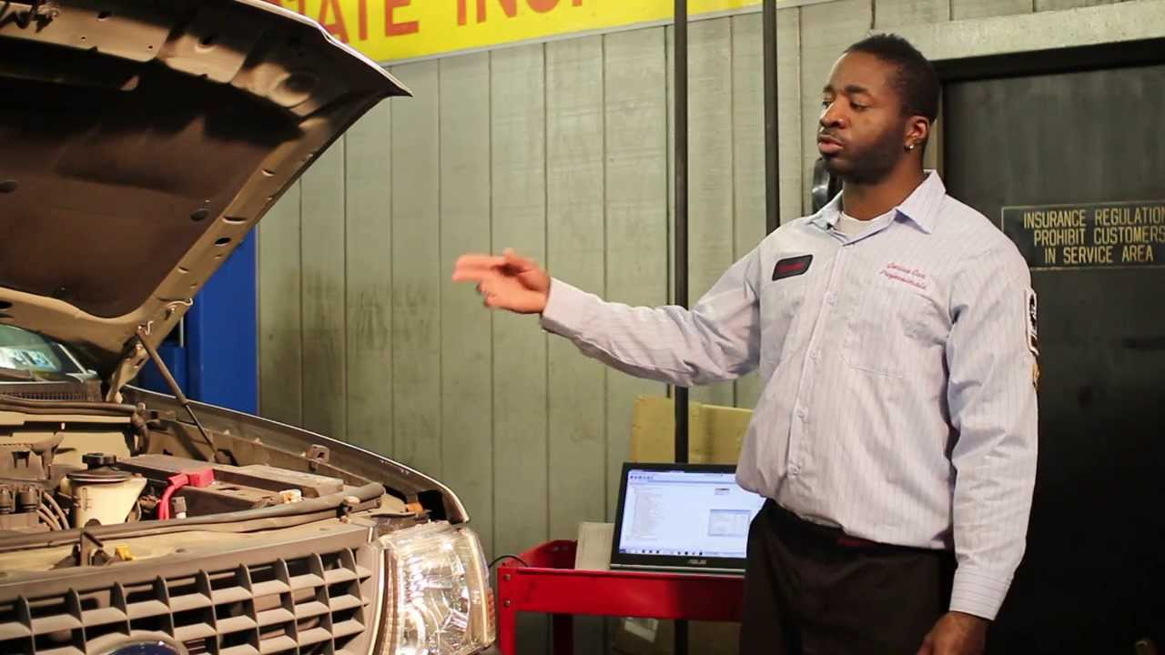 Check Engine Light Diagnosis Code P0193 Part 1 Youtube