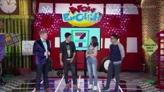 รายการ Wow English Episode 14 (4/1/2558)