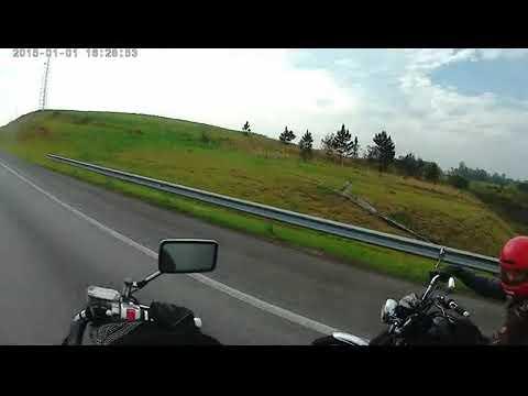 d1d83bc6edb09 Passeio para lavrinhas FRATERNIDADE MOTO Clubes - YouTube