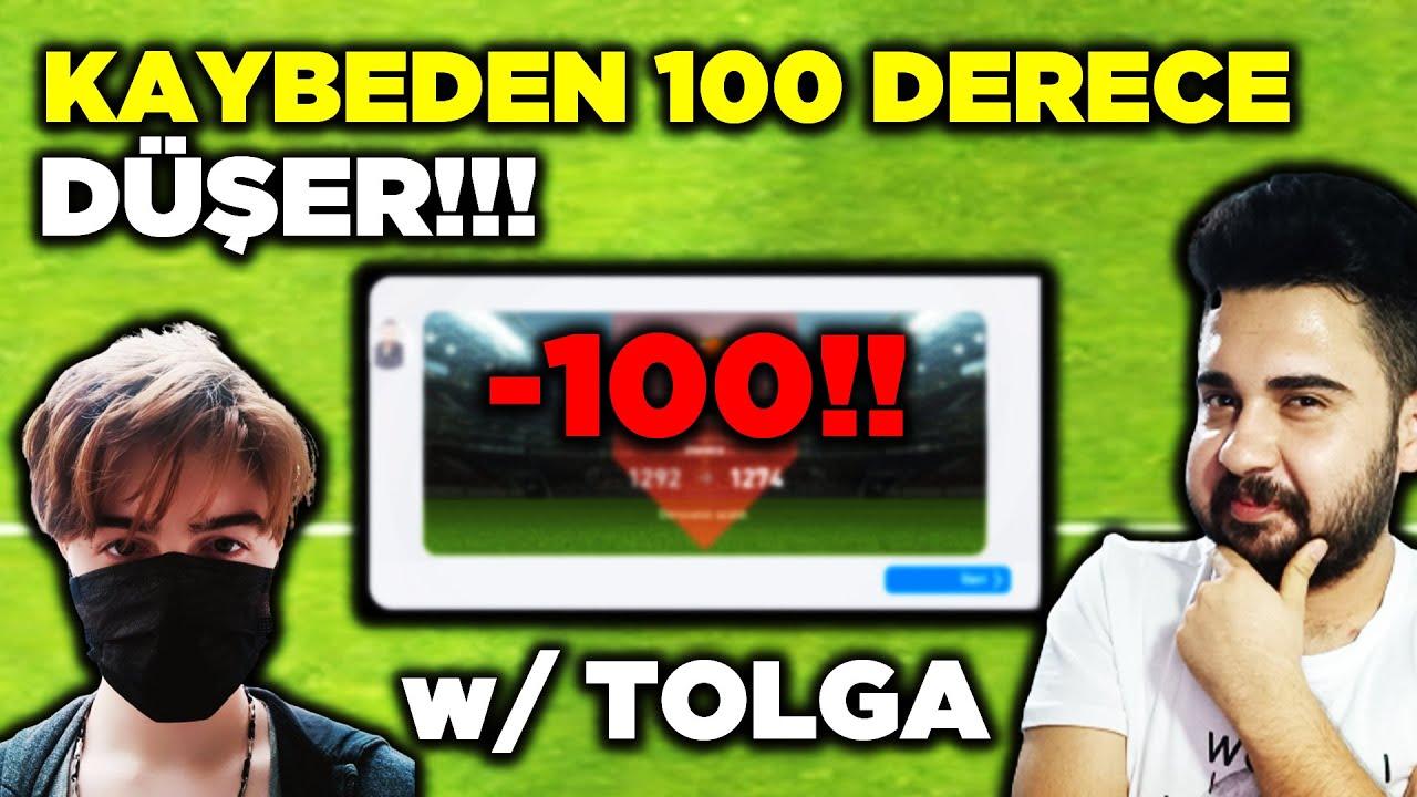 KAYBEDEN 100 DERECE DÜŞER!! w/ TOLGA BEKDEMİR eFootball PES 2021 MOBILE