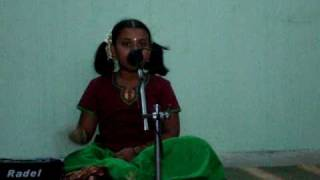 Indian classical-Sneha Sivakumar- ragam surutti