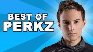 Best of Perkz | Already a Midlane Legend