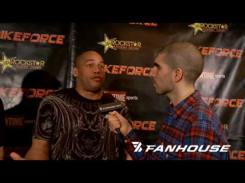 Bobby Southworth and Luke Rockhold talk Herschel W...