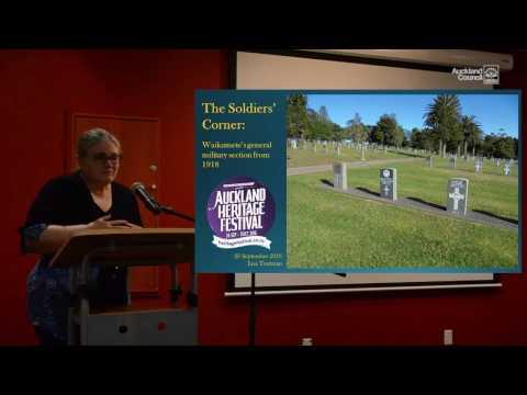 The Soldiers' Corner - Lisa Truttman