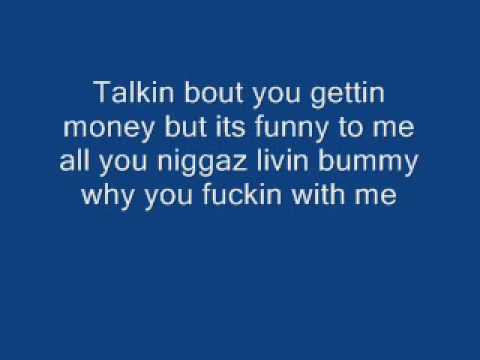 2pac-Hit Em Up with lyrics and 1st lyrics video