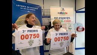 Lotera de Valladolid reparte 500.000 euros en una serie del tercer premio
