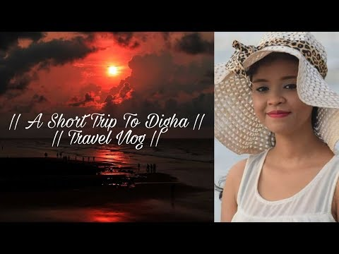 A Short Trip To Digha Beach || Travel Vlog || Bay of bengal || Sayantani Some