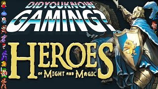 Heroes of Might and Magic - Did You Know Gaming? Feat. Rated S Games