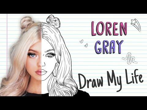 LOREN GRAY | Draw My Life