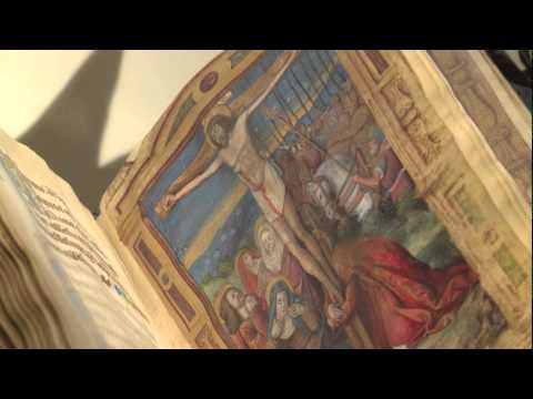 The Signed Hours - A Book of Hours Illuminated by Jean de Tours