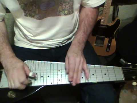 Ghost Riders in the Sky - lap steel guitar