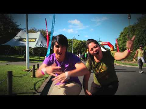 Polyfest 2012 Niue stage Promo on air 18th August