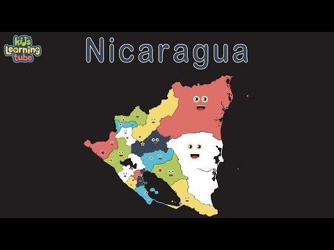 Nicaragua Geography/Geography of Nicaragua