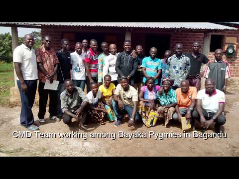 CMD Ministry work among the Bayaka Pygmies of Central African Republic