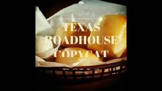 Homemade Texas Roadhouse Rolls