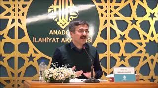"""Prof.Dr.İbrahim MARAŞ  """"Erol Güngör"""""""