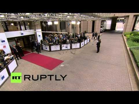 LIVE: European Council Summit to discuss new plan on Greece