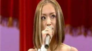 ayumi hamasaki - dearest live @ japan golden disc award