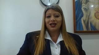 LFRM - Mensaje de la docente Paula Andrea Arango Arredondo