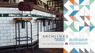 Burkolatok részletesen - ARCHLine.XP Webinar