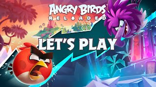 🔴 LIVE | Angry Birds Reloaded Let's Play