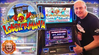 ✦ JACKPOT MANIA! ✦ 4 Lucky Larry LobsterMania Hits in 10 Min! 🎰  The Big Jackpot