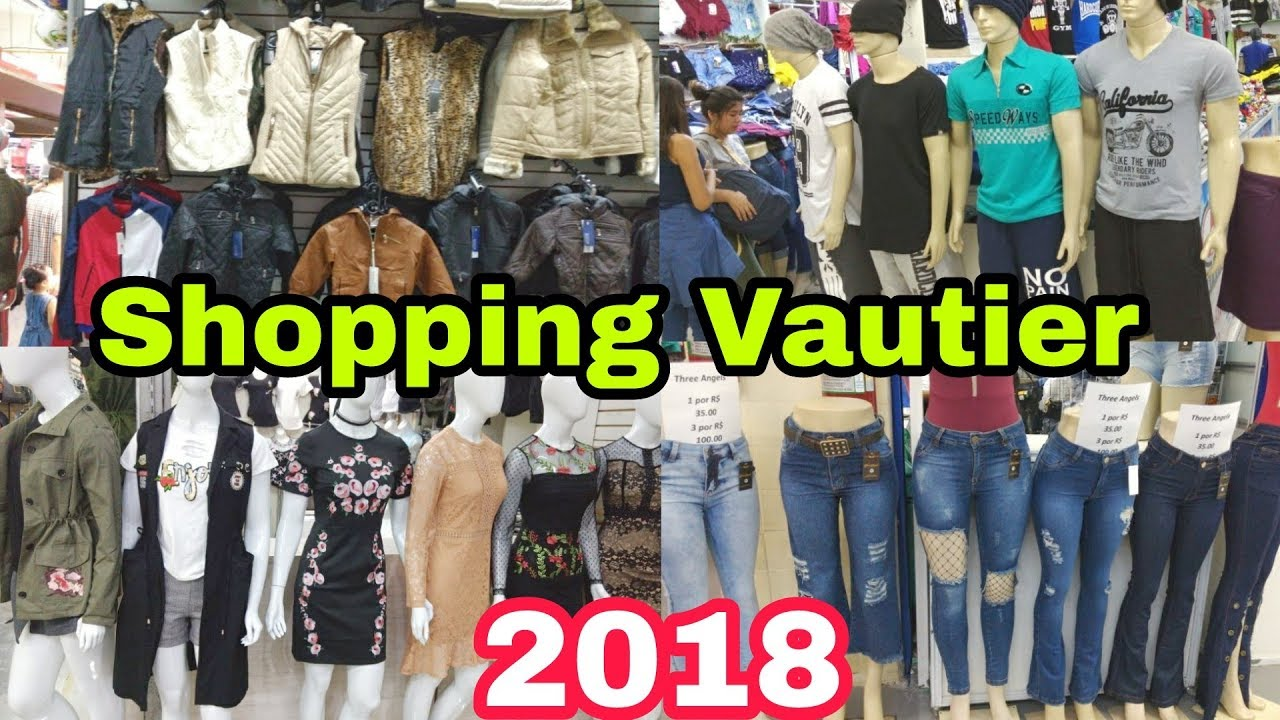 eac1c3a26f234 Bras - Shopping Vautier - YouTube