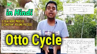 Otto Cycle | Otto Cycle in Hindi | Otto Cycle Thermodynamics | Air Standard Cycle in Hindi
