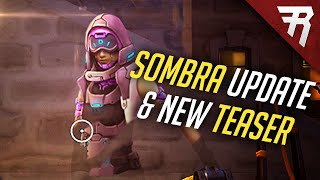 New Sombra Teaser! Update and Hoax Busting (New Overwatch character ARG)