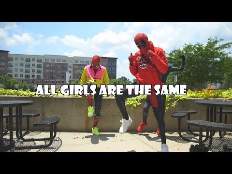 Juice Wrld - All Girls Are The Same (Dance Video) shot by @Jmoney1041