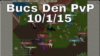 Ultima Online - 10/1/15 Bucs Den PvP - UO Shadow Age