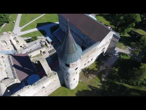 Castle of Haapsalu, Estonia