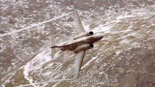 Blackburn Buccaneer final low level flypasts videos, photographs and Gulf War An-12 attack
