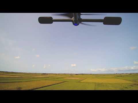 Waypoint Flüge Test mit Typhoon H über Google Earth ;)