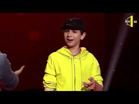 Harvey Matson - Loose yourself by Eminem on Voice Kids #voicekids #Looseyourself