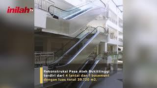 Wakil Menteri PUPR Resmikan Pasa Ateh Bukittinggi - inilah.com