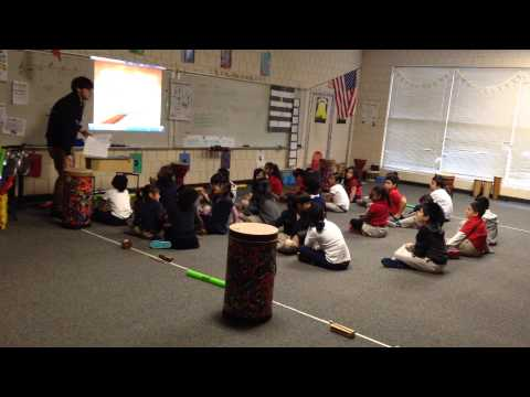 Music Lesson 2nd Grade Murillo Part 1