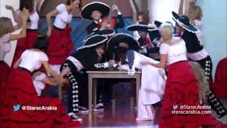 Amor a la mexicana - ليا مخول في البرايم 9 من ستار اكاديمي 10  Lea Makhoul Prime 9 Star Academy 10