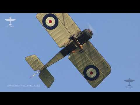 Cecil Lewis On The S.E.5