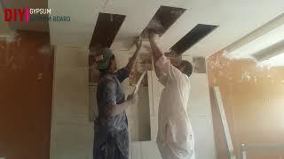 gypsum decor ceiling & gypsum decor wall